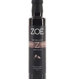 Zoe Infused Extra Virgin Olive Oil 250ml Truffle