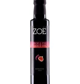 Zoe Balsamic Vinegar 250 ml  Fig Syrup