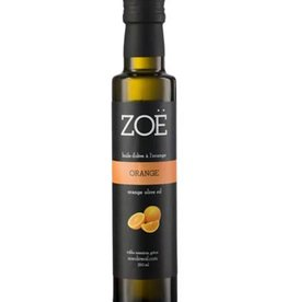 Zoe Infused Extra Virgin Olive Oil 250ml Orange