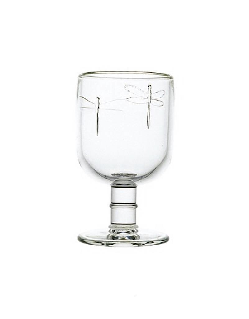 La Rochere Gobelet Glass Dragonfly 10oz