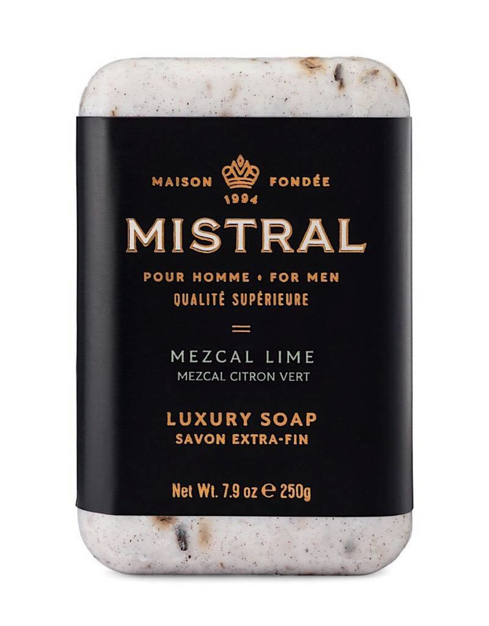 Mistral 250g Classic French Soaps For Men