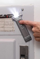 Kikkerland FL37 Magnetic Flashlight