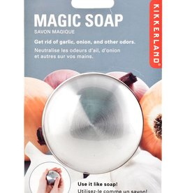 Kikkerland Magic Soap