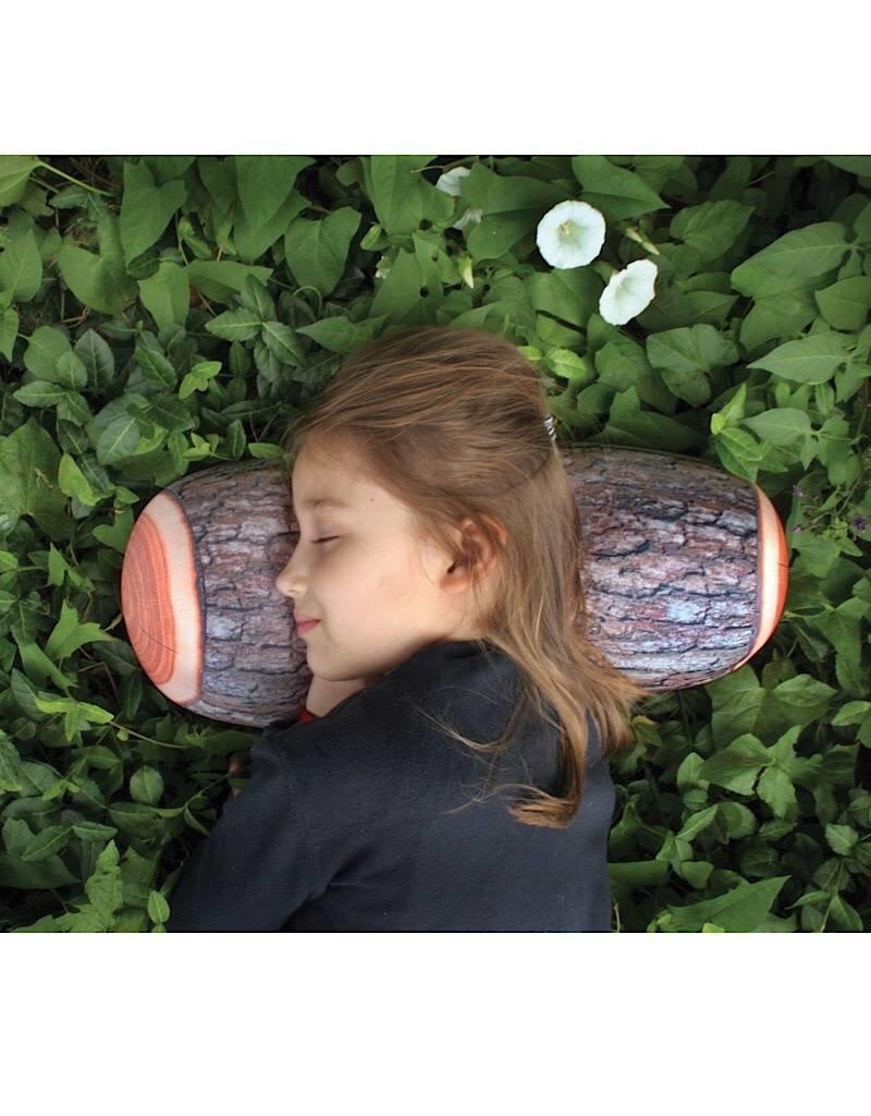 Kikkerland TT13 Log Pillow
