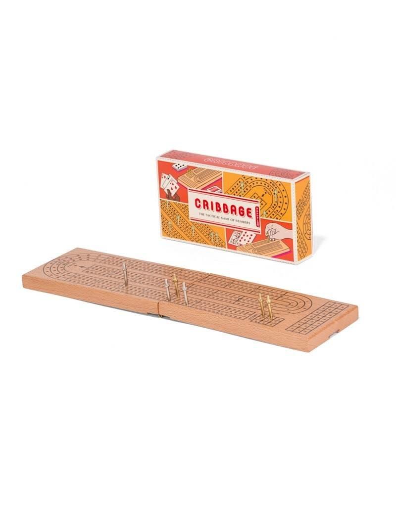 Kikkerland GG136 Cribbage board