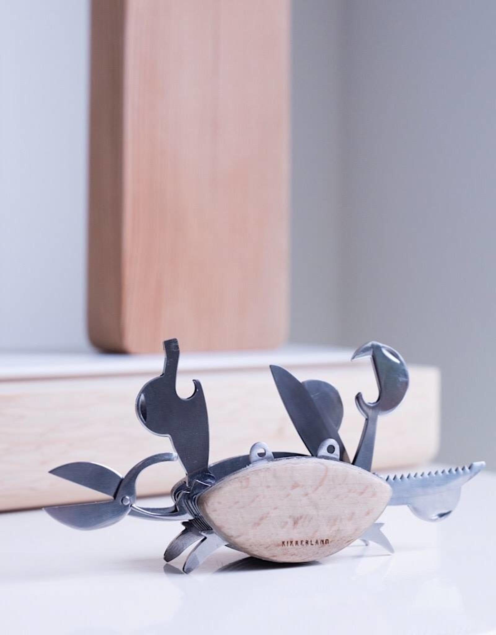 Kikkerland CD114 Crab Multi Tool