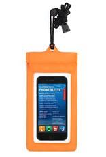 Kikkerland CD108-OR Waterproof Phone Sleeve Orange