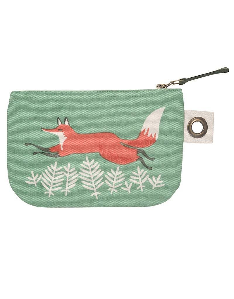 Now Designs 7001678 Zip Pouch Small Hill & Dale