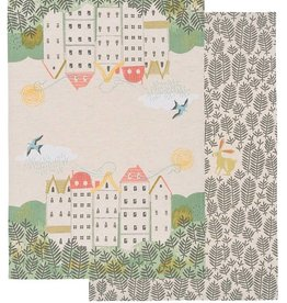 Now Designs Tea Towel set of 2 Hill & Dale