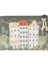 Now Designs 7001673 Bag Linen Cosm Small Hill & Dale