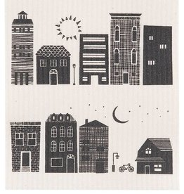 Now Designs Swedish Dishcloth Hometown