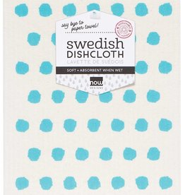 Now Designs Swedish Dishcloth Bali Blue