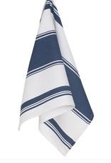 Now Designs 2187211 Tea Towel Symmetry Navy White