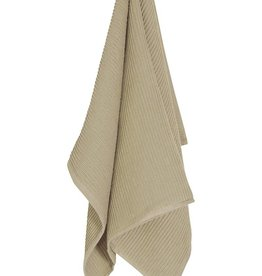 Now Designs Ripple Dishtowel Sandstone