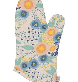Now Designs Oven Mitt Classic Rosa