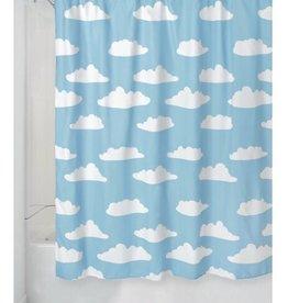 75251 Shower Curtain Cloud SC Blue