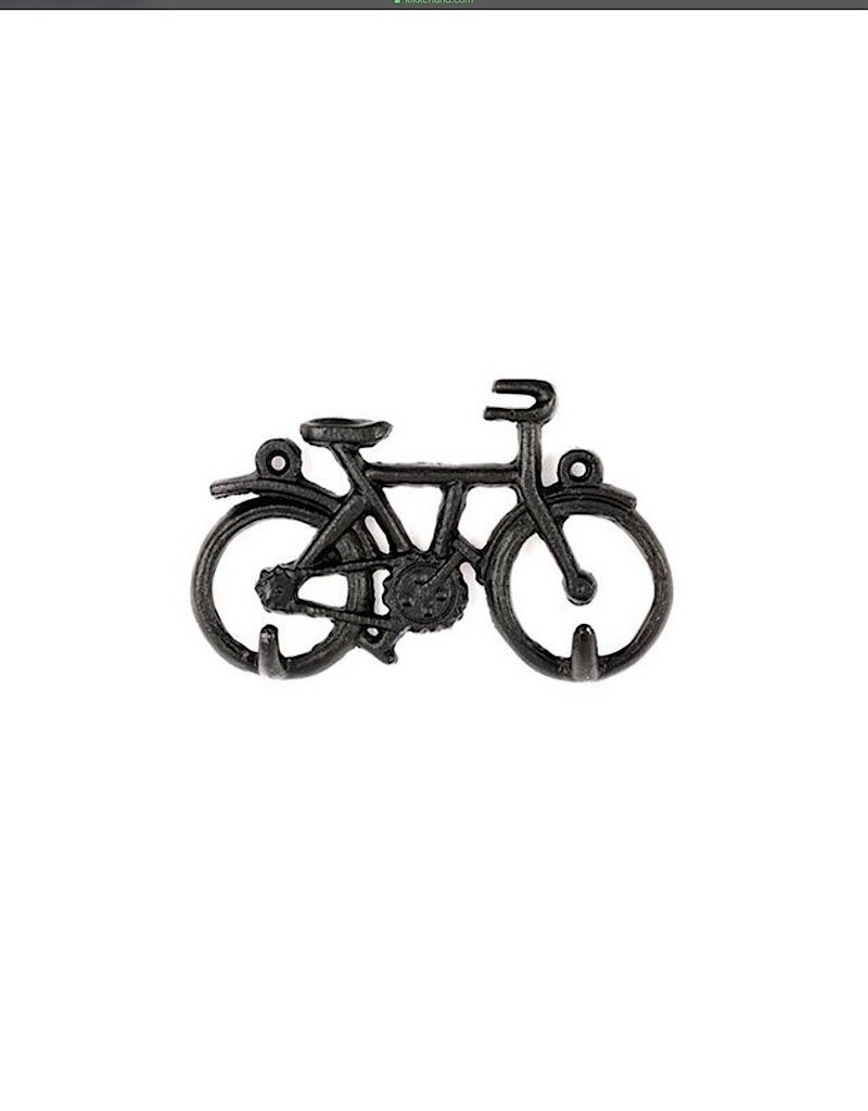 Kikkerland BB53 Bike Key Holder