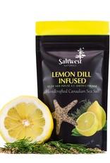 Saltwest Lemon dill infused