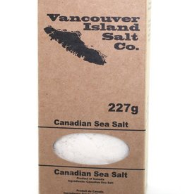 Vancouver Island Salt Co. Canadian Sea Salt (227g)