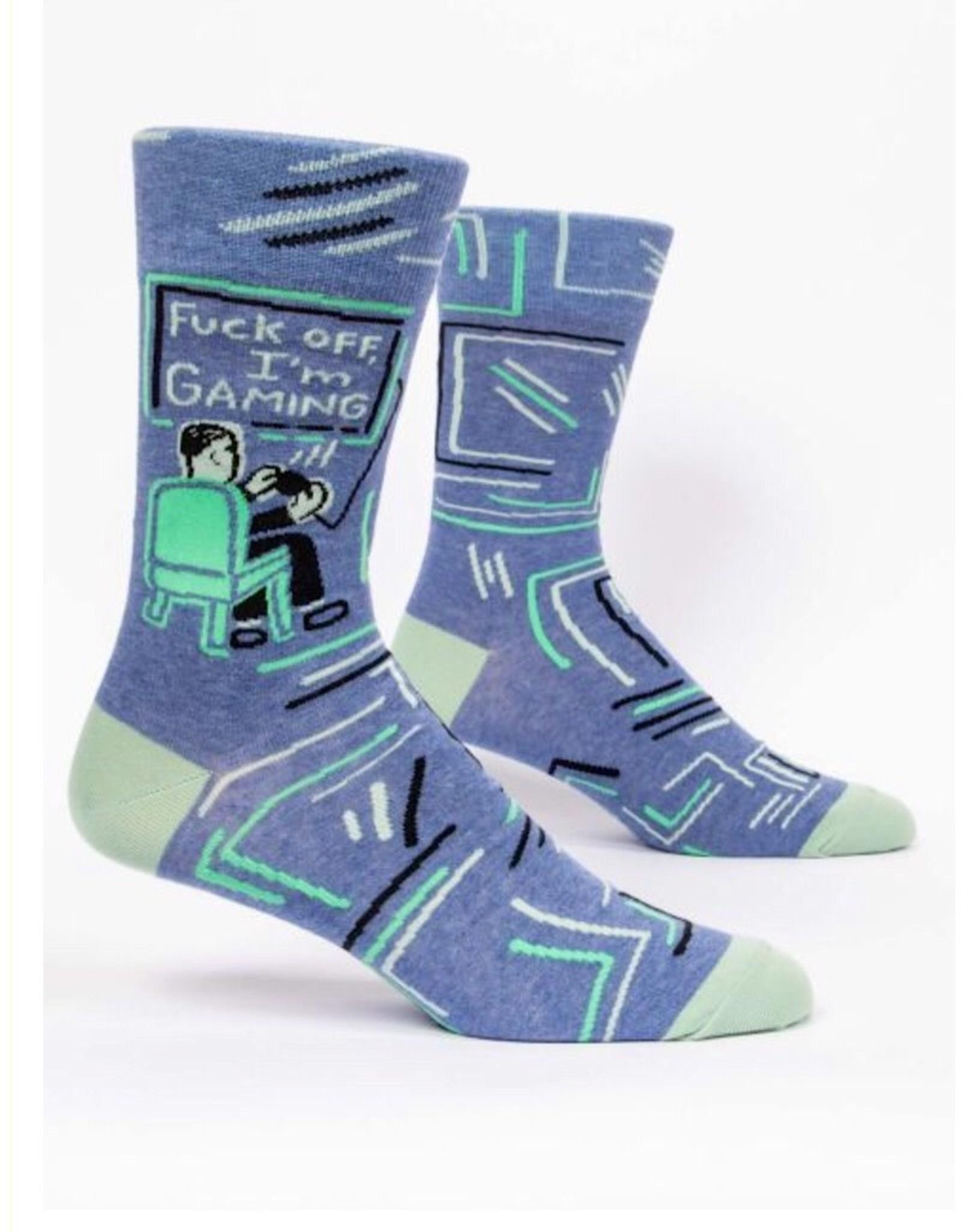 Blue Q BLUE Q Crew Socks Men p.2