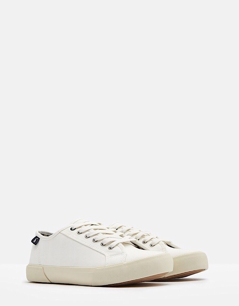 Joules Joules The Coast Pump White Spring 2019