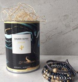 Integrity bracelet in a can