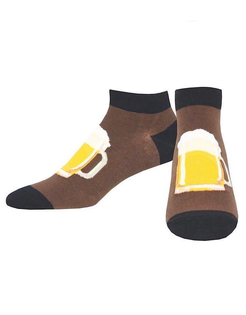 Men's Ped Socks