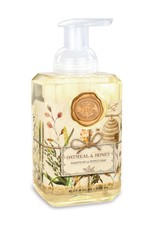 FOA316 Oatmeal And Honey Foaming Soap