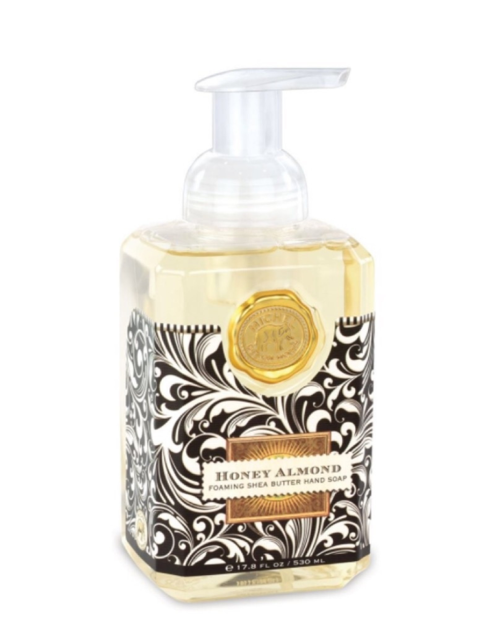 FOA182 Honey Almond Foaming Soap