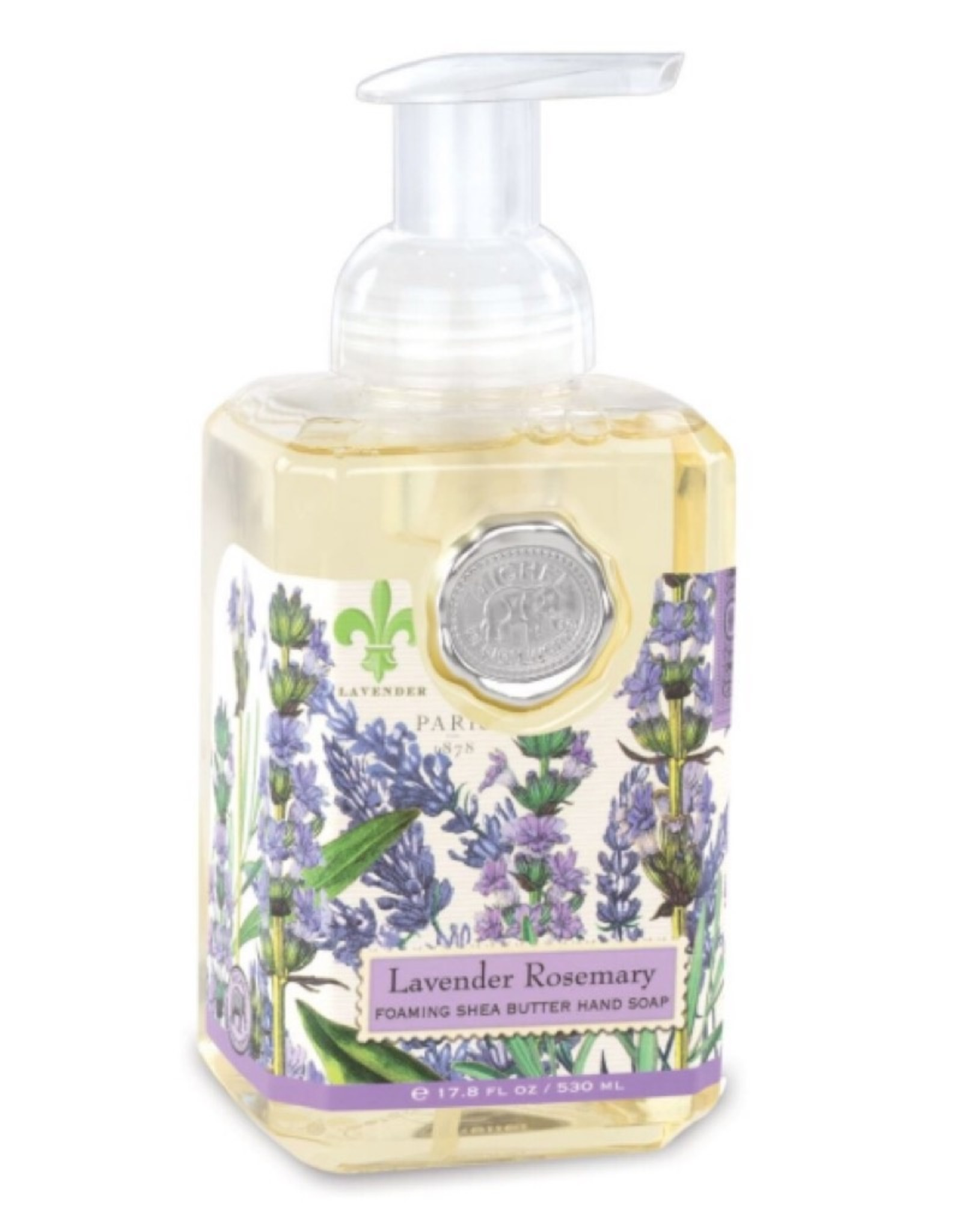 FOA81 Lavender Rosemary Foaming Soap