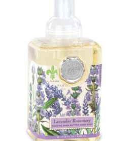 Lavender Rosemary Foaming Soap