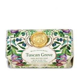 Tuscan Grove Large Bath Soap Bar