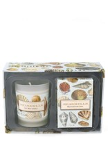 CSS304 Seashells Candle And Soap Gift Set