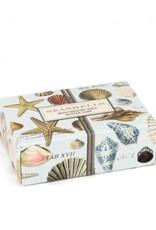 SOAX304 Seashells 4.5 Oz Boxed Soap
