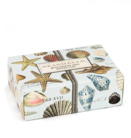 Seashells 4.5 Oz Boxed Soap