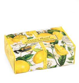 Lemon Basil 4.5 Oz Boxed Soap