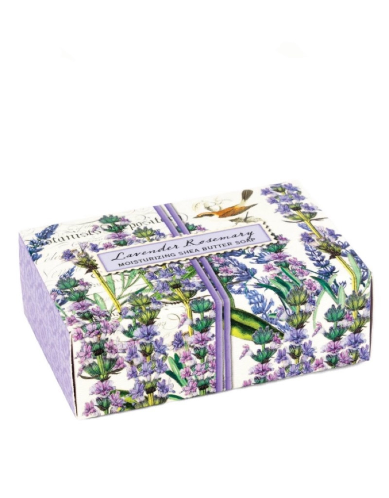 SOAX81 Lavender Rosemary 4.5 Oz Boxed Soap