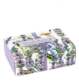 Lavender Rosemary 4.5 Oz Boxed Soap