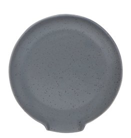 Now Designs Spoon Rest Reactive Gray