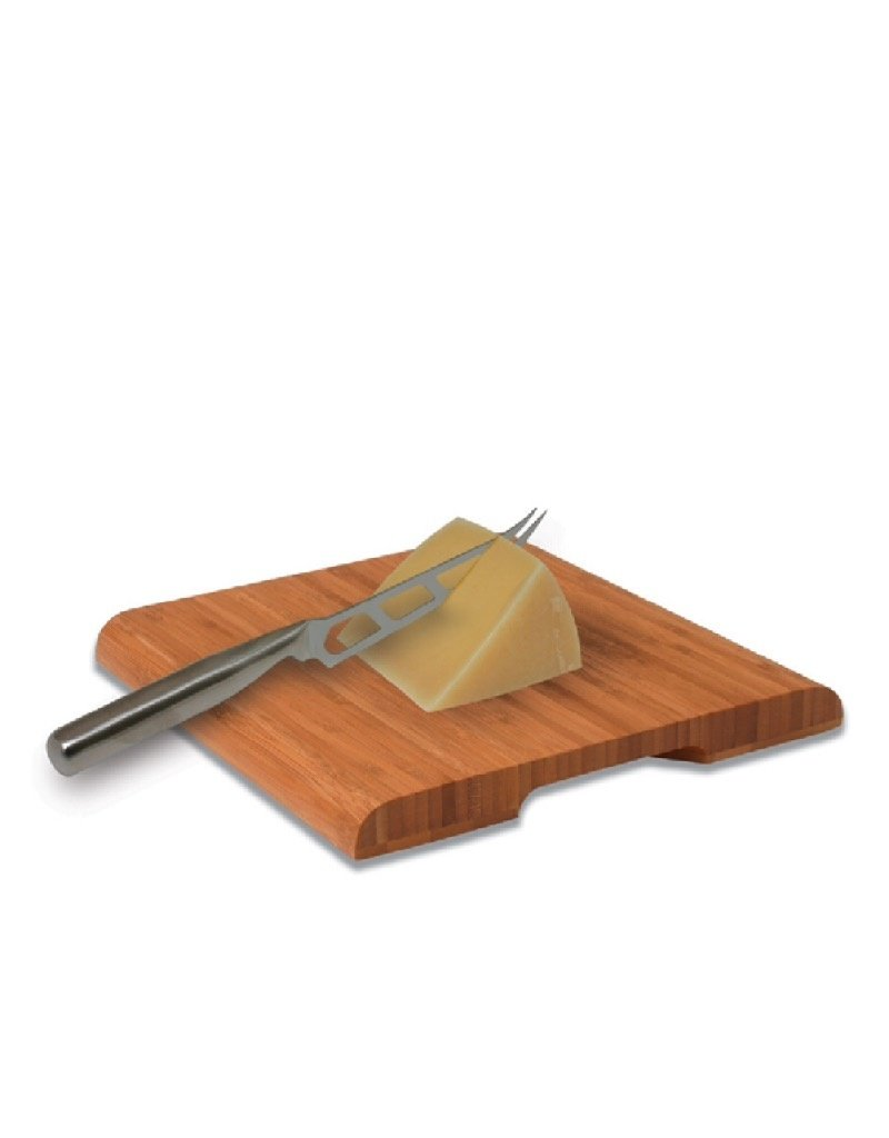 SBB822 Swissmar Bamboo Board Gift Set