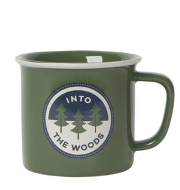 Now Designs Mug In To The Woods