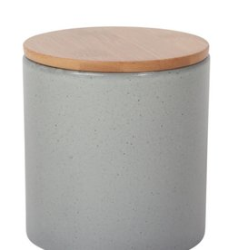 Now Designs Stoneware Canister Dusk Medium