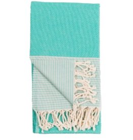 Turkish Towel Patek Belize Teal