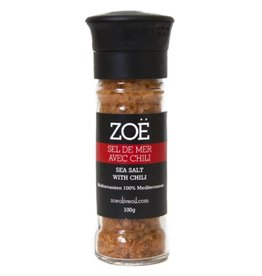 Zoe Zoe Smoked Chili Sea Salt