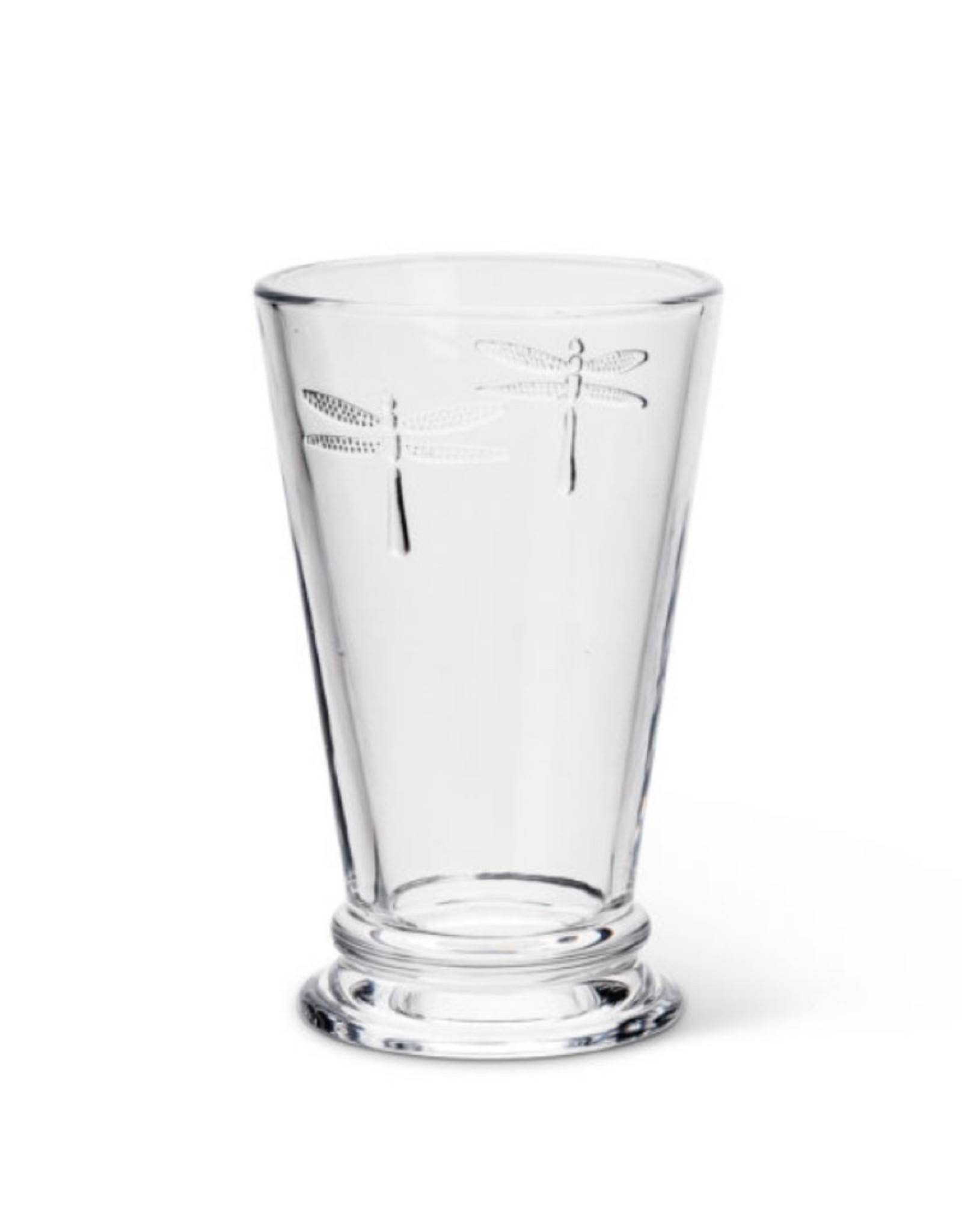 "Dragonfly Glass Highball Tumbler 5""H (12oz)"
