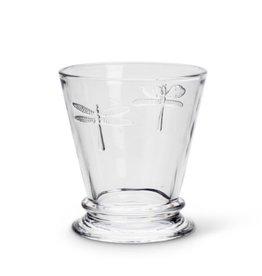 """Dragonfly Glass 4"""" 8oz"""
