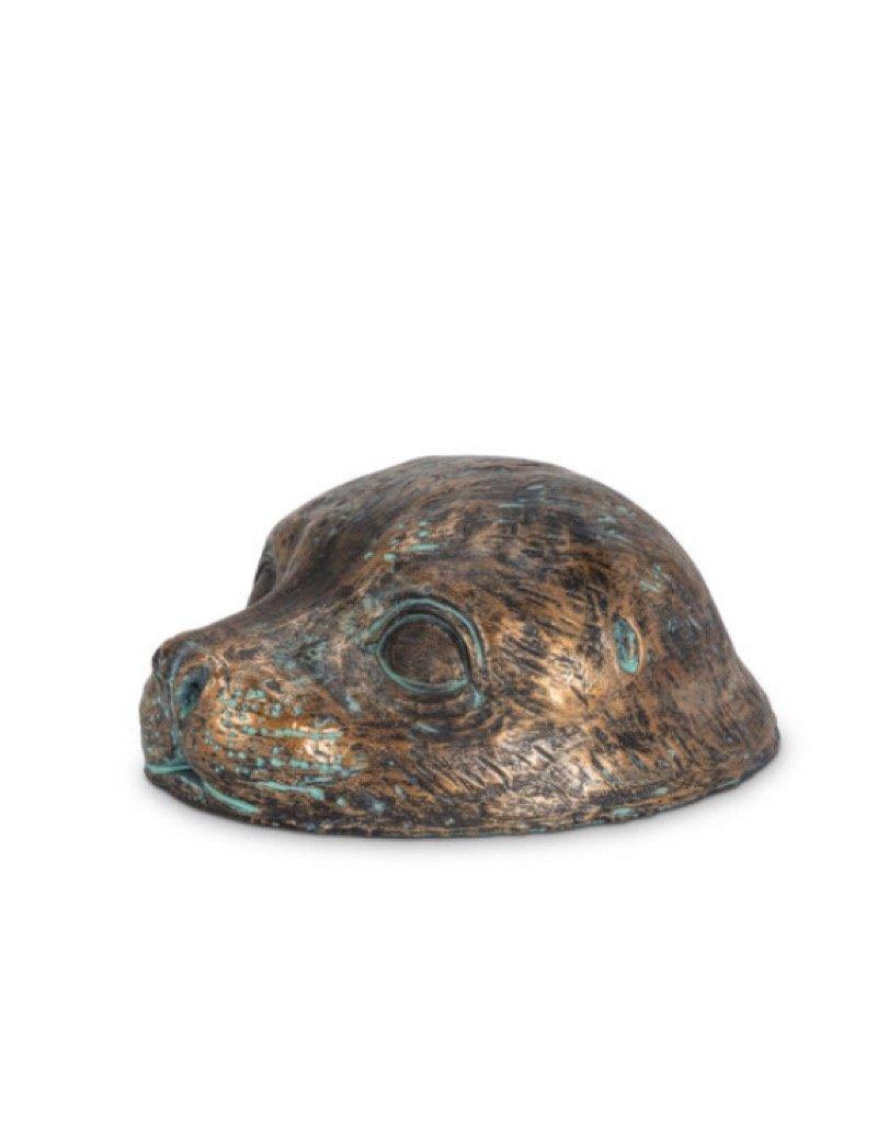 27-Harbour Harbour Seal Head Copper
