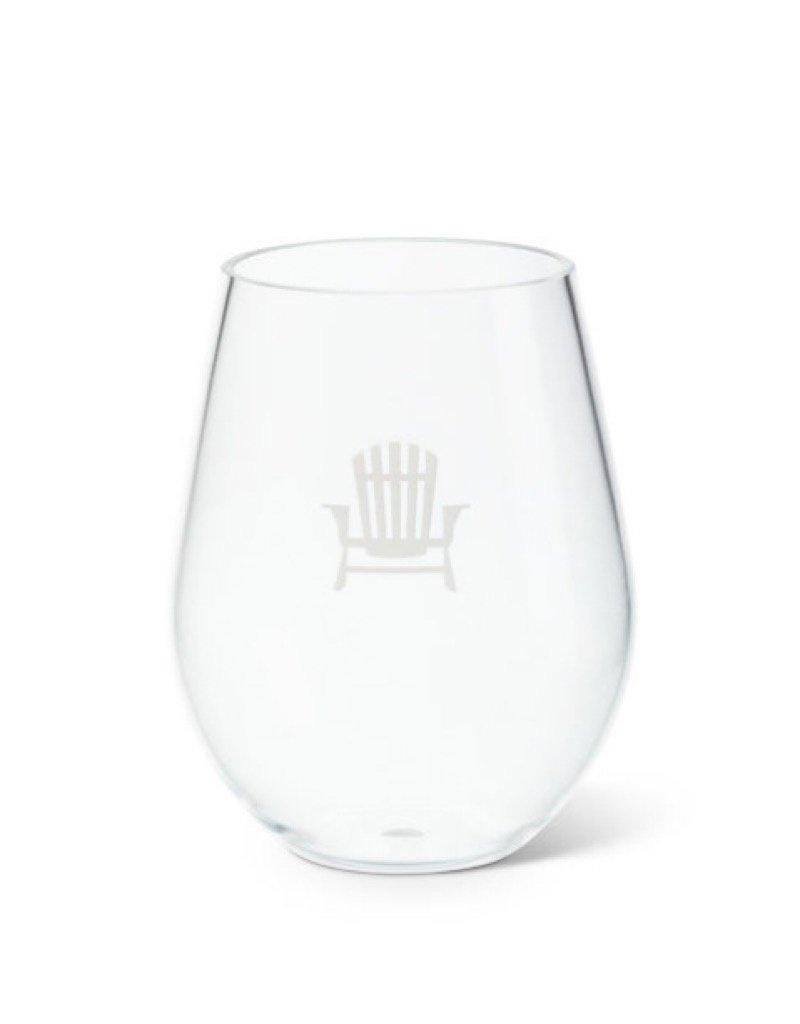 1227-SIMCOE-02 Stemless Gobblet Glass