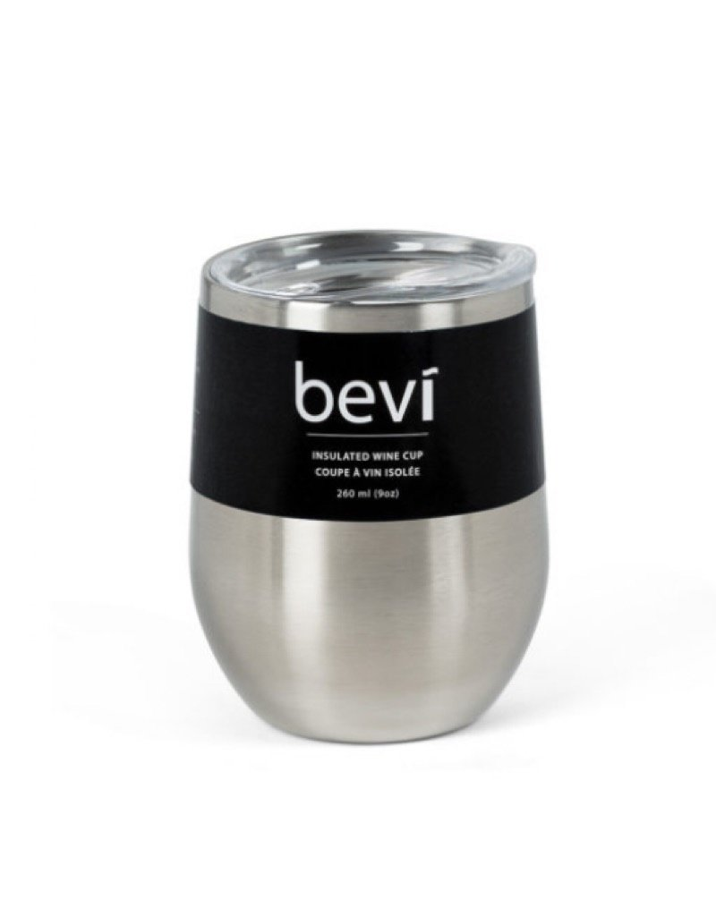 27-BEVI-SG-SIL Sil Insulated Wine Tumbler 12oz