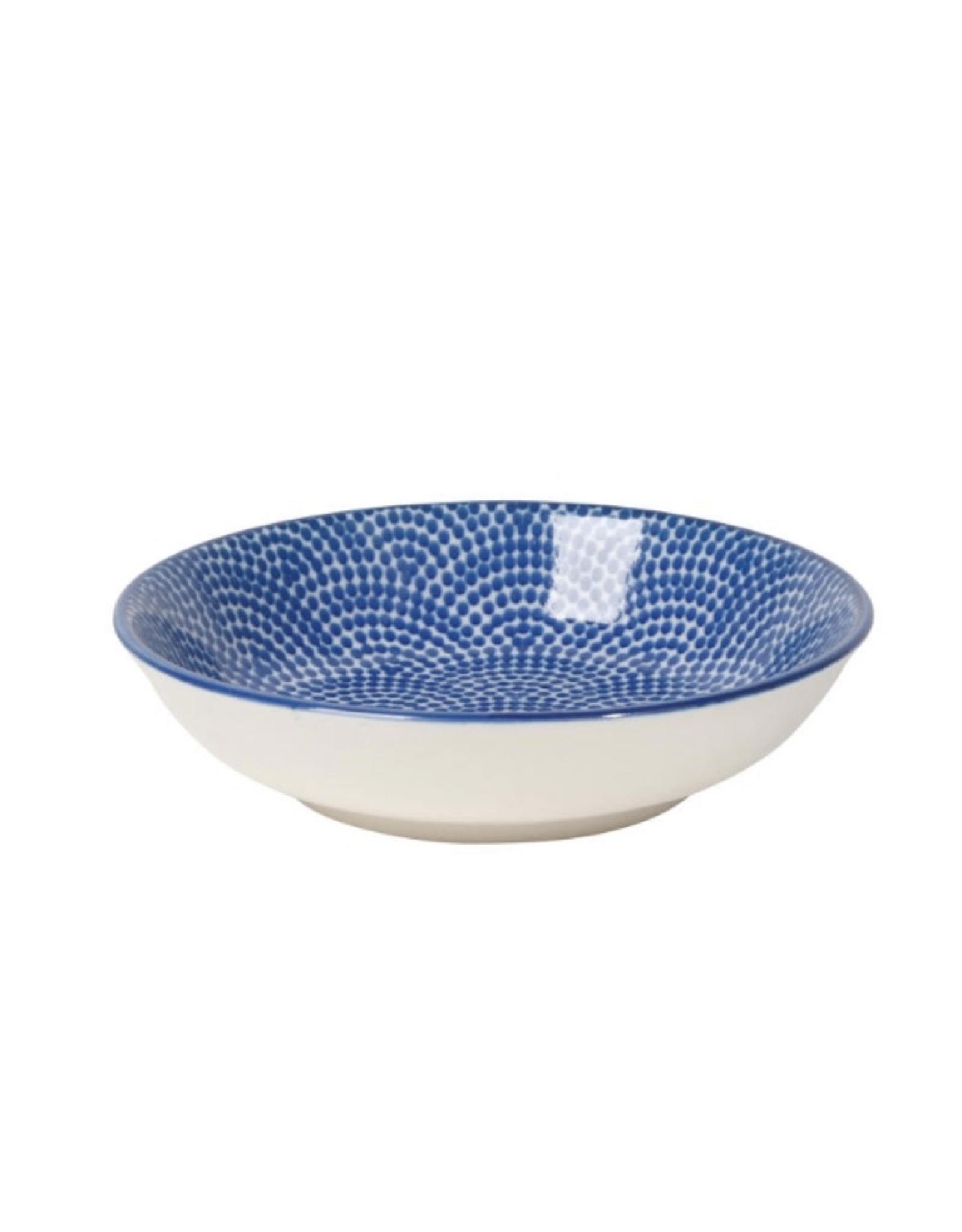 Now Designs 5069002 Dip Bowl Blue Waves